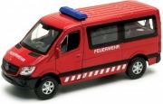 Метален бус Mercedes-Benz Sprinter Traveliner US 1:34-39 Welly