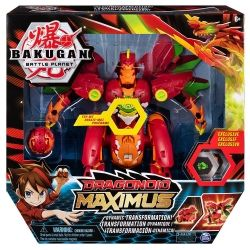 BAKUGAN BATTLE PLANET Комплект ULTRA BALL DRAGONOID MAXIMUS