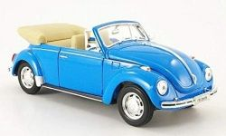 Welly Метална количка Volkswagen Beetle Cabriolet 1:24