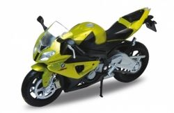 Пистов мотор BMW S 1000RR Welly мотоциклет 1:18