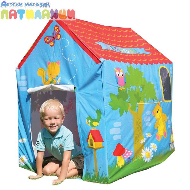 af85521dd4b BESTWAY детска палатка къща за игра   ПАТИЛАНЦИ
