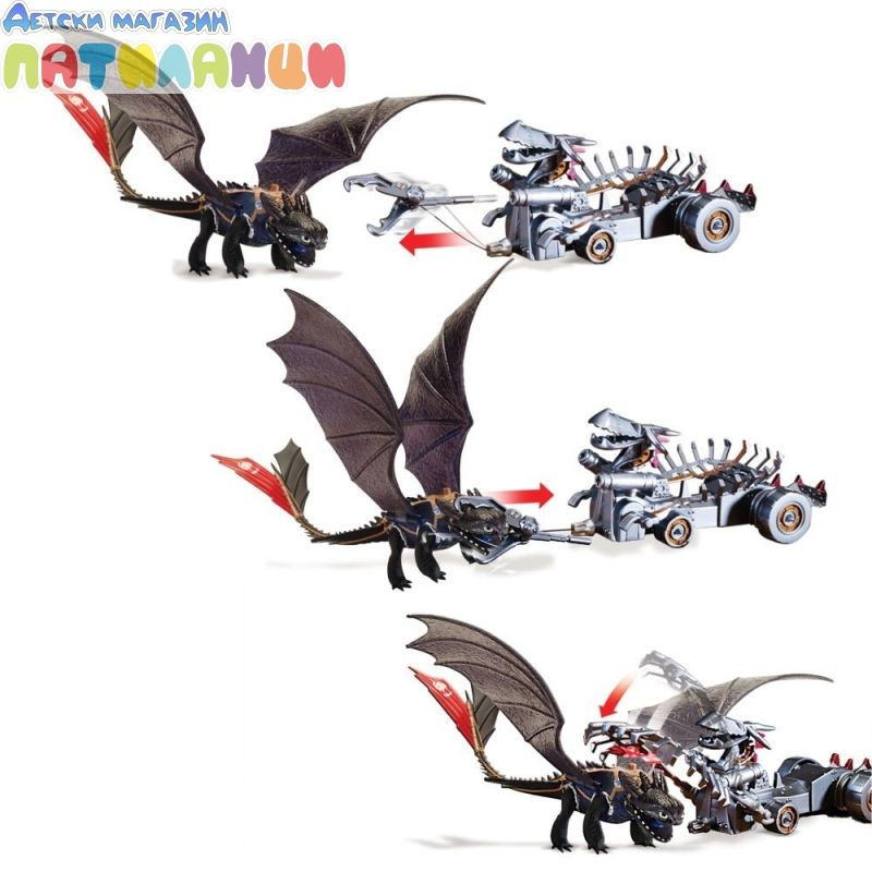 list of how to train your dragon dragons