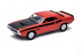Welly Метална количка Dodge Challenger 1:34-39