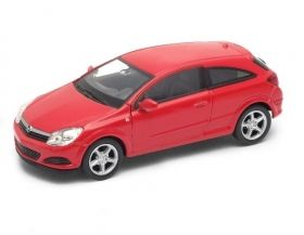 Welly Метална количка Opel Astra GTC 1:34-39