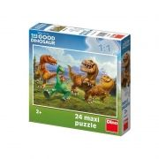 Детски пъзел Disney The Good Dinosaur 24 Maxi