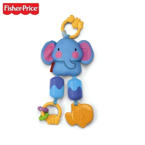 Fisher Price - Играчка за количка Слонче Y1576